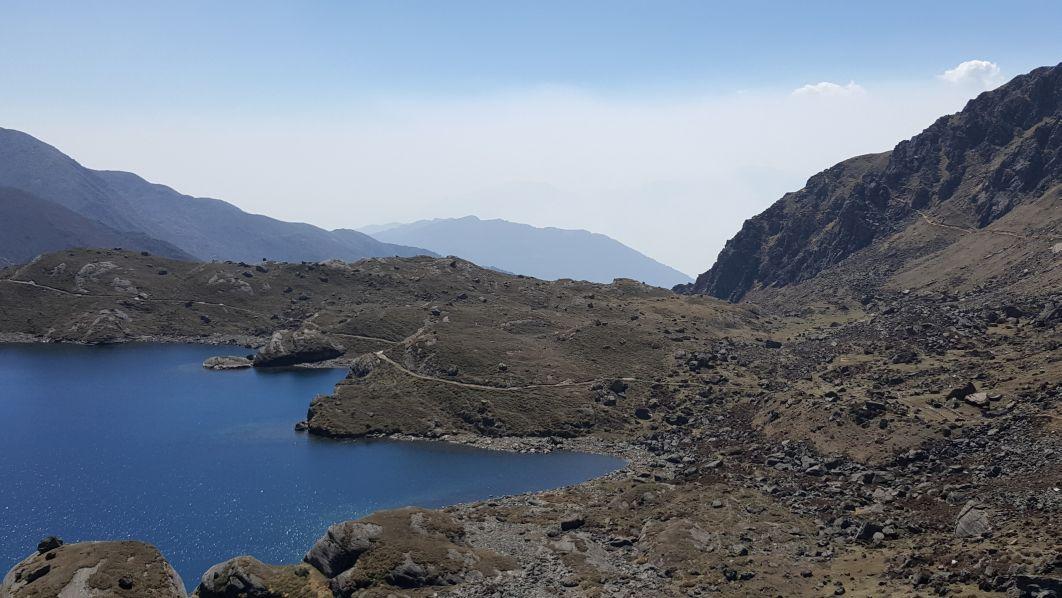 Gosaikund Lake
