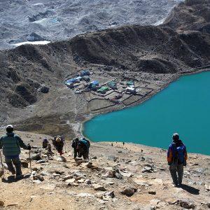 Khumbu Valley and Cho La Pass