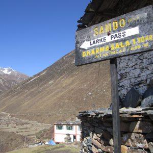 Larke Pass