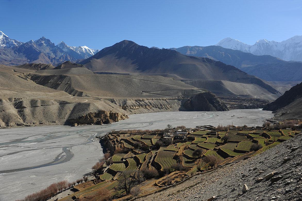Tiri in Lower Mustang region