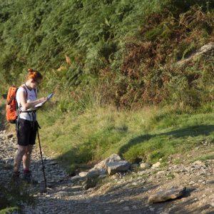 women trekking in nepal